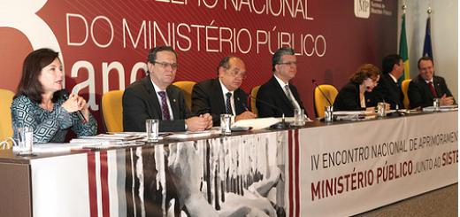 Abertura do IV Encontro Nacional sobre Atuação do MP no Sistema Prisional
