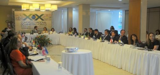 XX Congresso Nacional do Ministério Público, em Natal (RN)