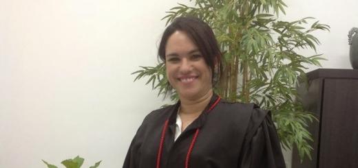 Kátia Rejane de Araújo Rodrigues é a nova Corregedora do Acre