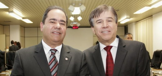 Mauri Valentim Riciotti e Antonio Siufi Neto, reconduzidos em MS
