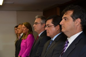 Posse diretoria do CNCGMP