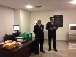 Visita_Corregedores MP Memorial