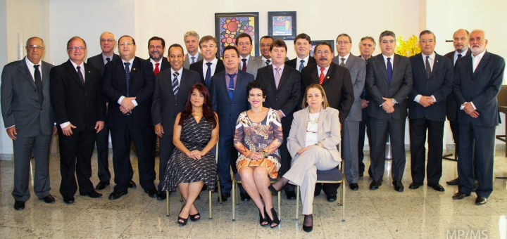 100ª Reunião do CNCGMP.