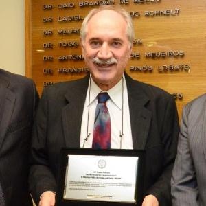 Cezar Rigoni é Homenageado pelo CNCGNP