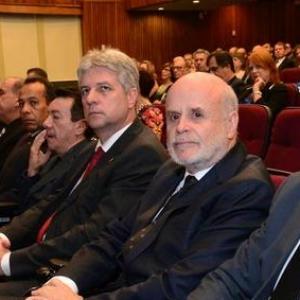 Pedro Elias, Fabiano Dallazen e Paulo Emilio