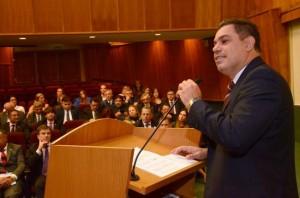Procurador-Geral de Justica destacou o papel desempenhado pelas Corregedorias