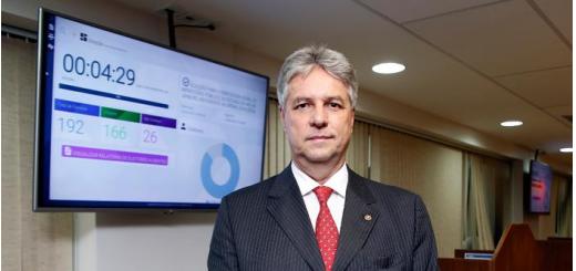 Pedro Elias reeleito Corregedor-Geral para bienio 2016-2018