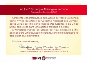 1º Vice-presidente Sérgio Abinagem